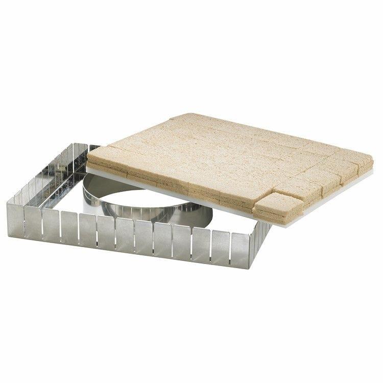 Planche poly pour diviseur 40x30-1cm (photo)