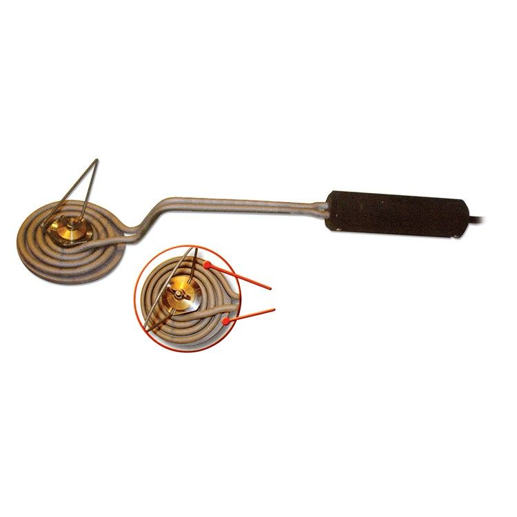 Fer à carameliser ø 9.5 cm - 750 watts