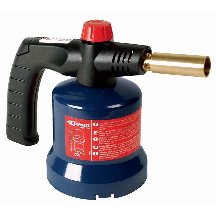 Chalumeau à gaz (photo)