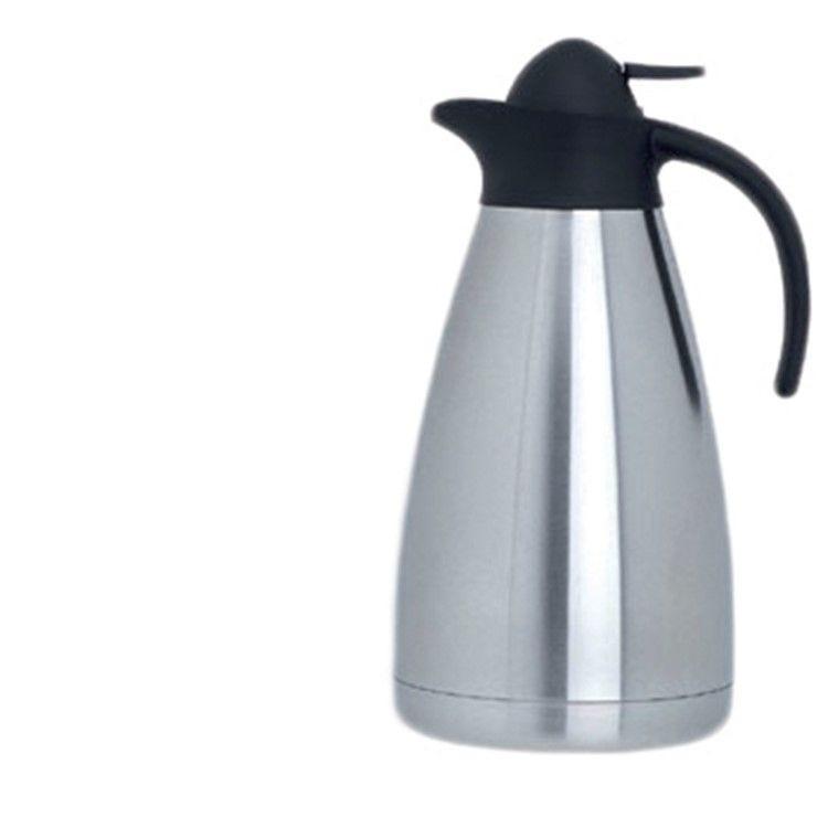 Pichet de service isotherme inox 2 litres