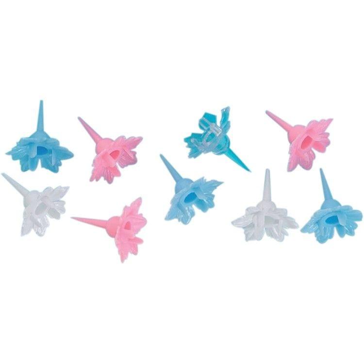 Fleurette cristal - par 144