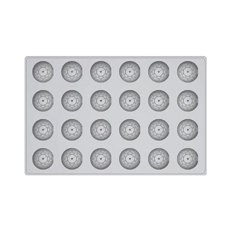 Moule silicone premium 24 alvéoles igloos