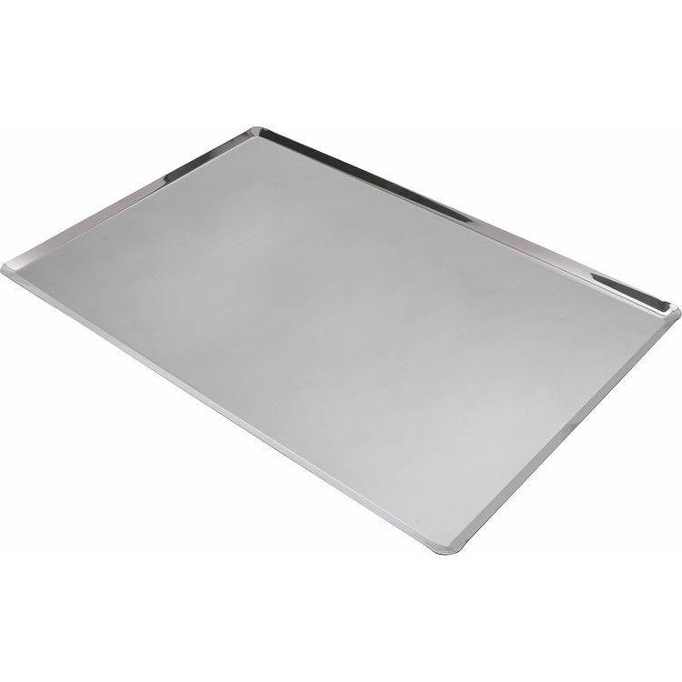 Plaque inox f17 40 x 30 cm