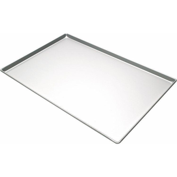 Plateau aluminium rebords 60 x 40 x 2.2 cm