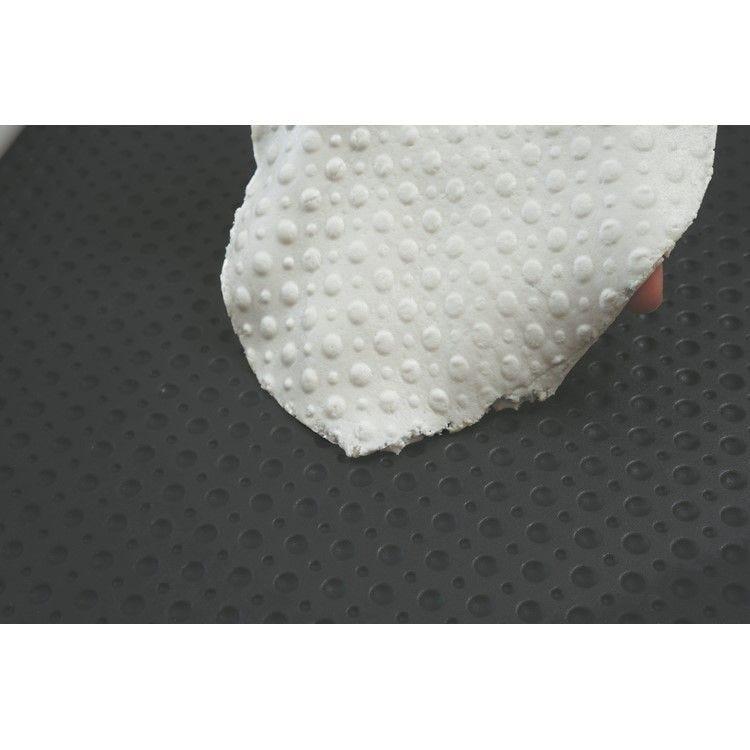 Feuille silicone décor pois - wmat03