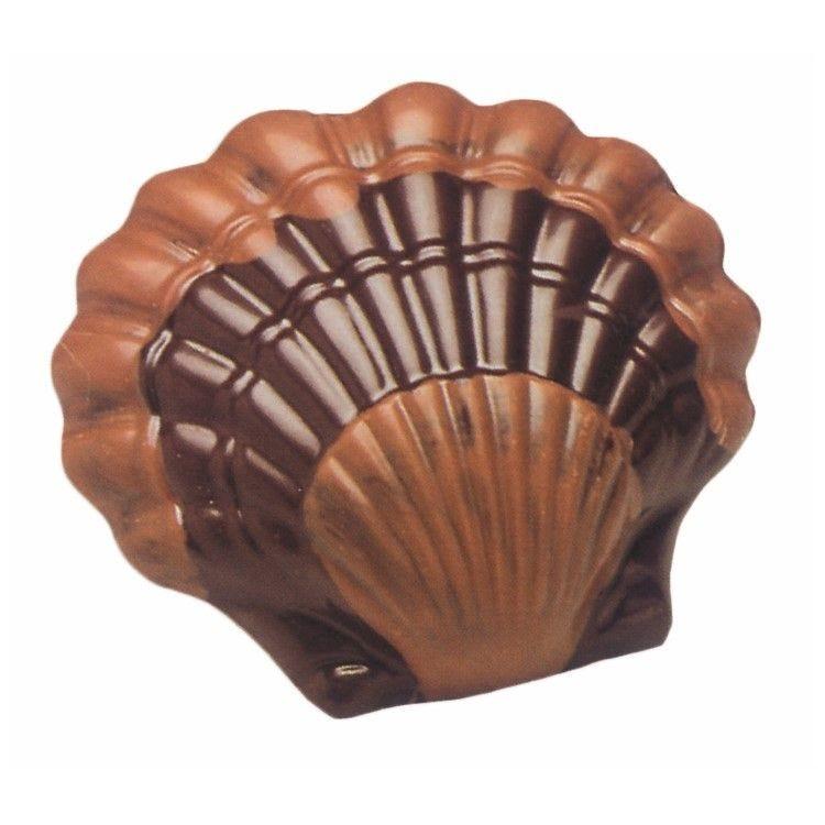 Moule pour chocolat coquille st jacques - longueur 140 mm