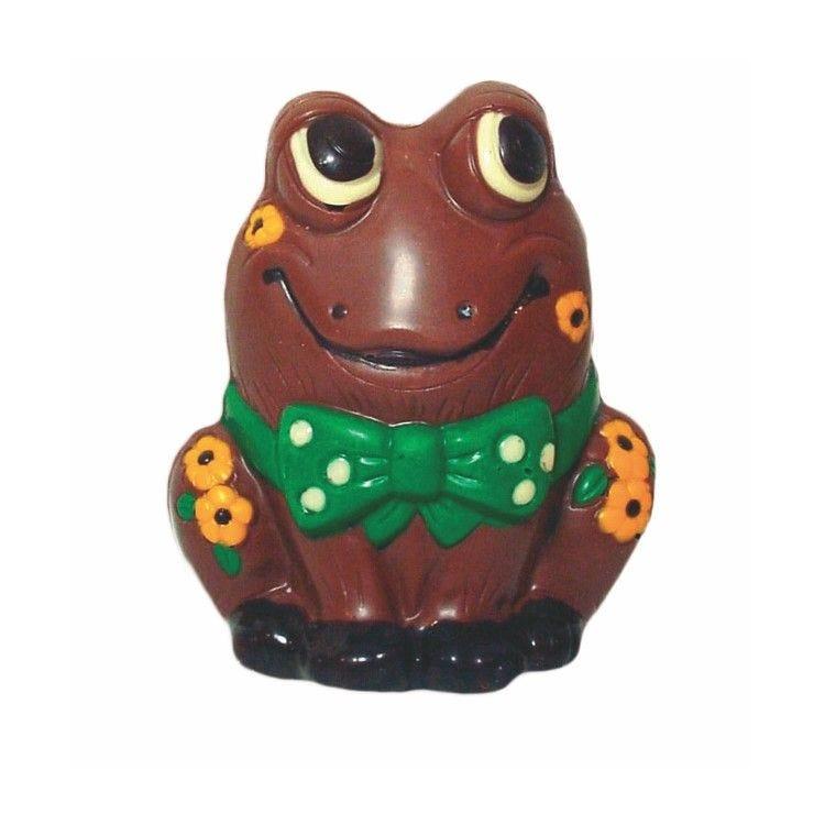 Moule pour chocolat grenouille hauteur 132 mm