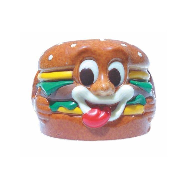 Moule pour chocolat hamburger hauteur 134 mm