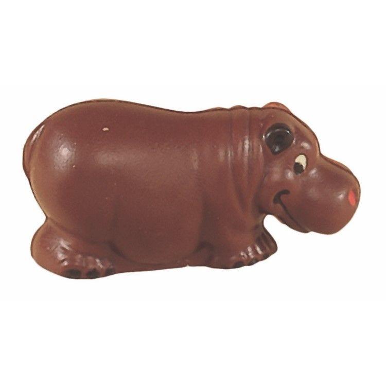 Moule pour chocolat hippopotame longueur 165 mm