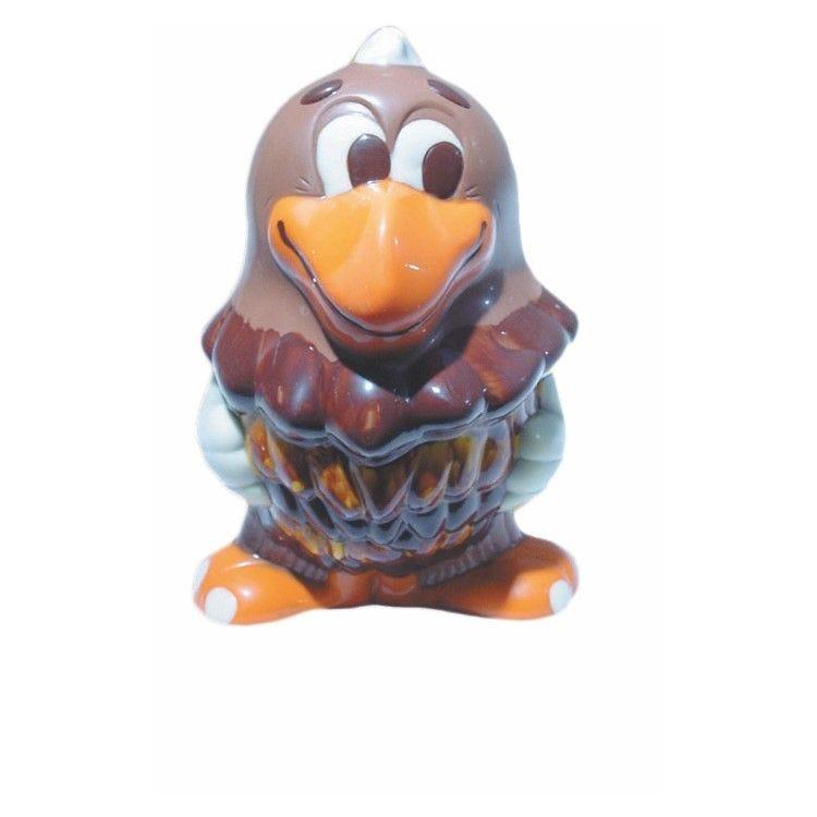 Moule pour chocolat perroquet hauteur 128 mm