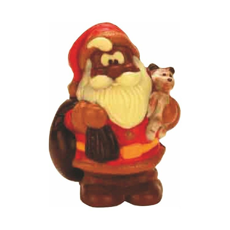Moule pour chocolat père noël hauteur 168 mm