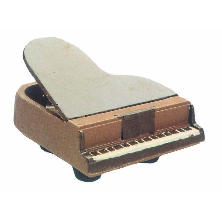 Moule pour chocolat piano à queue longueur 150 mm