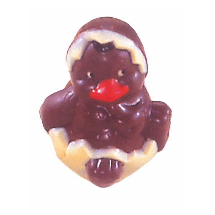 Moule pour chocolat poussin coquille  hauteur 150 mm