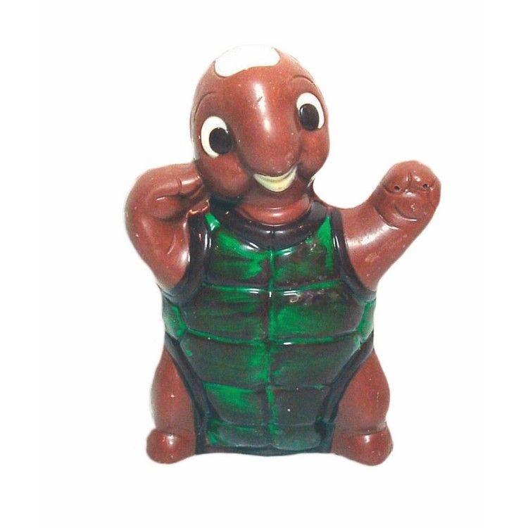 Moule pour chocolat tortue debout hauteur 141 mm