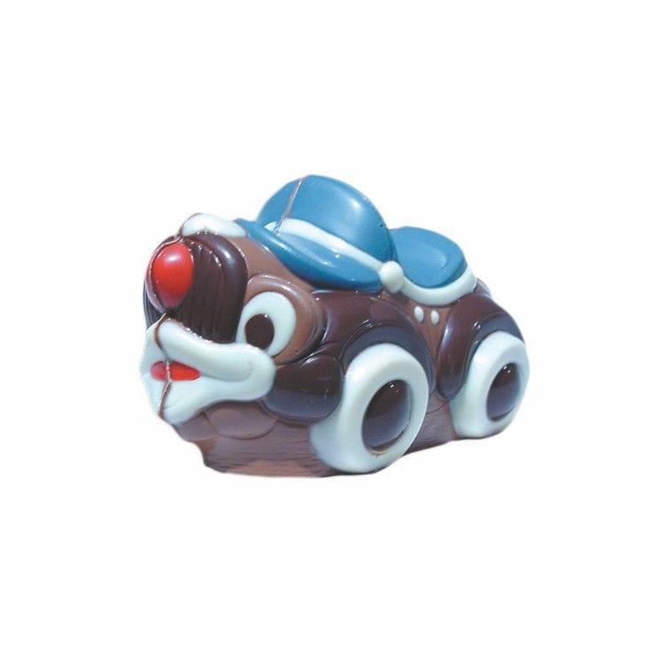 Moule pour chocolat voiture humo  hauteur 158 mm