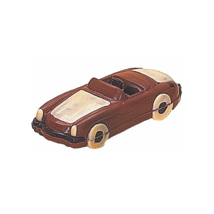 Moule pour chocolat voiture longueur 250 mm