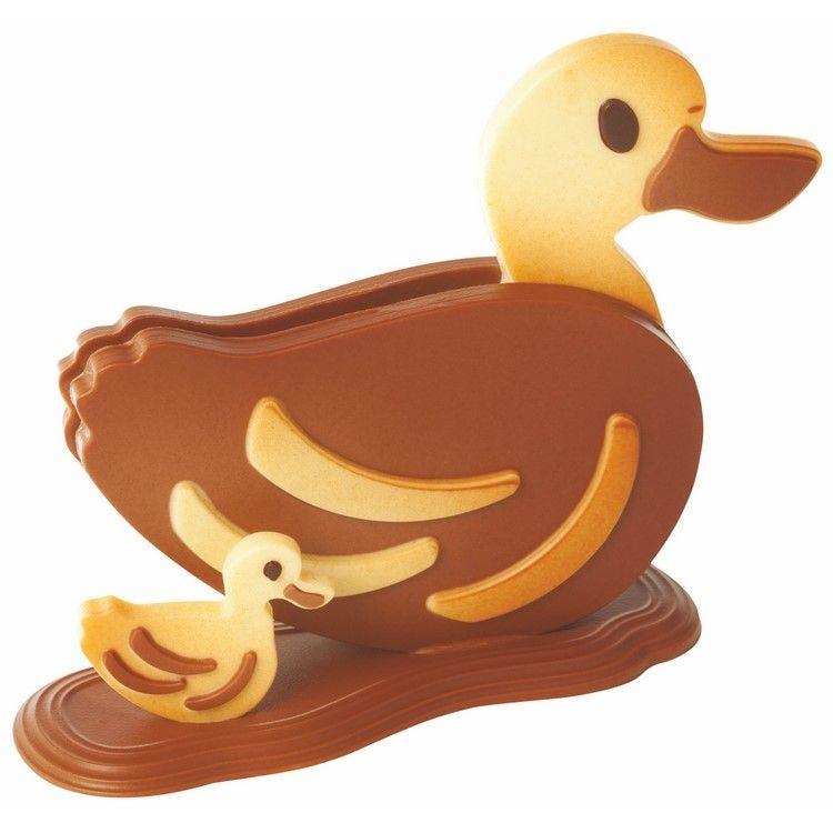 Moule choco bernard le canard - kt109