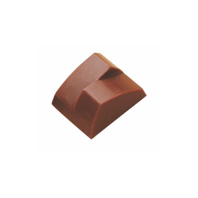 Plaque makrolon 20 pièces - 30 x 25 h 15 mm