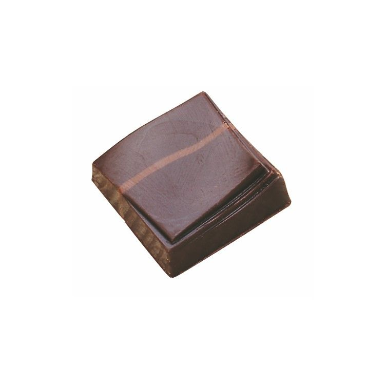 Plaque makrolon 18 pièces - 29 x 29 h 12 mm
