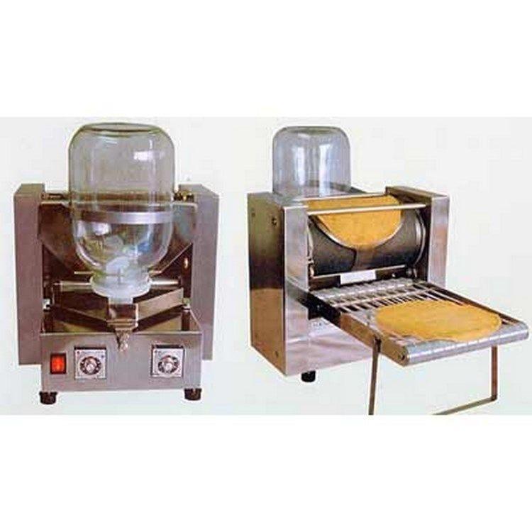 Machine à crêpes automatique ø 32 cm 150 crêpes par heure (photo)