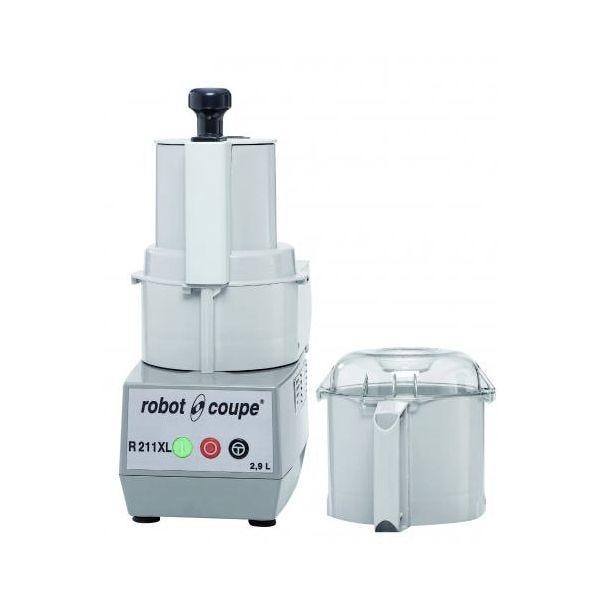 Combiné cutter/coupe-légumes r211 xl - robot coupe monophasé 230/50/1 (photo)