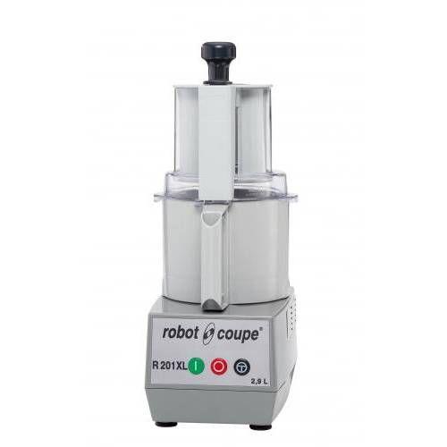 Combiné cutter/coupe-légumes r201 xl robot coupe monophasé 230/50/1 (photo)