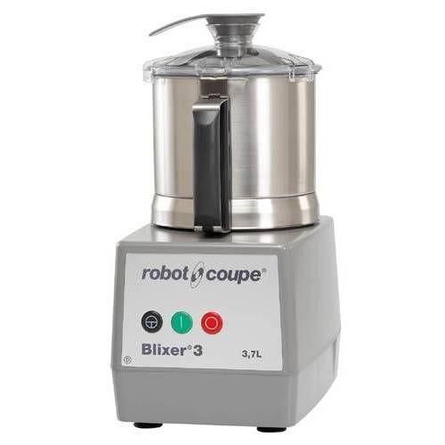 Blixer 3 robot coupe monophasé 230/50/1 + acc cuve supp