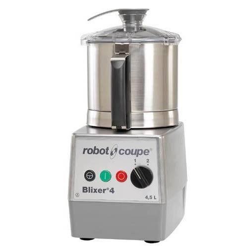 Blixer 4 robot coupe triphasé 400/50/3 + acc cuve supp