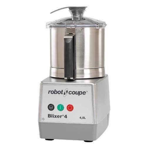 Blixer 4 robot coupe monophasé 230/50/1 + acc cuve supp