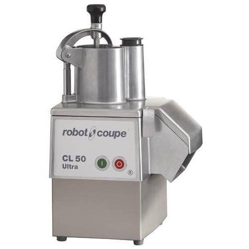 Coupe-légumes cl50 ultra robot coupe triphasé 400 v (photo)
