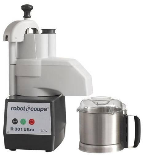 Combiné cutter/coupe-légumes r301 ultra robot coupe monophasé 230/50/1 (photo)