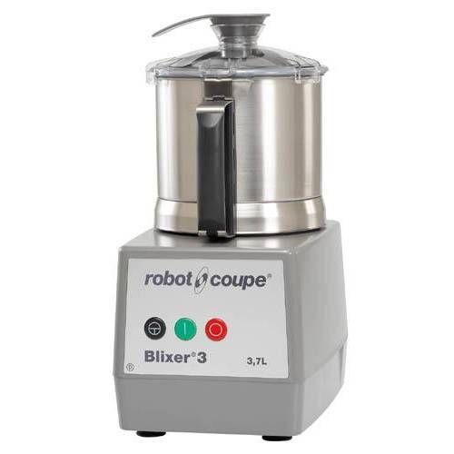 Blixer 3 robot coupe monophasé 230/50/1