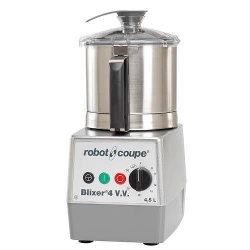 Blixer 4 vv robot coupe monophasé 230/50/1