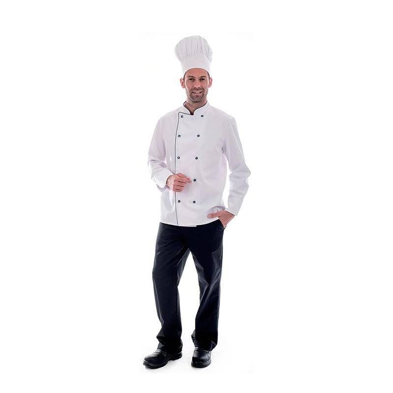 Veste croisée maelig - coloris blanc - taille 44/46