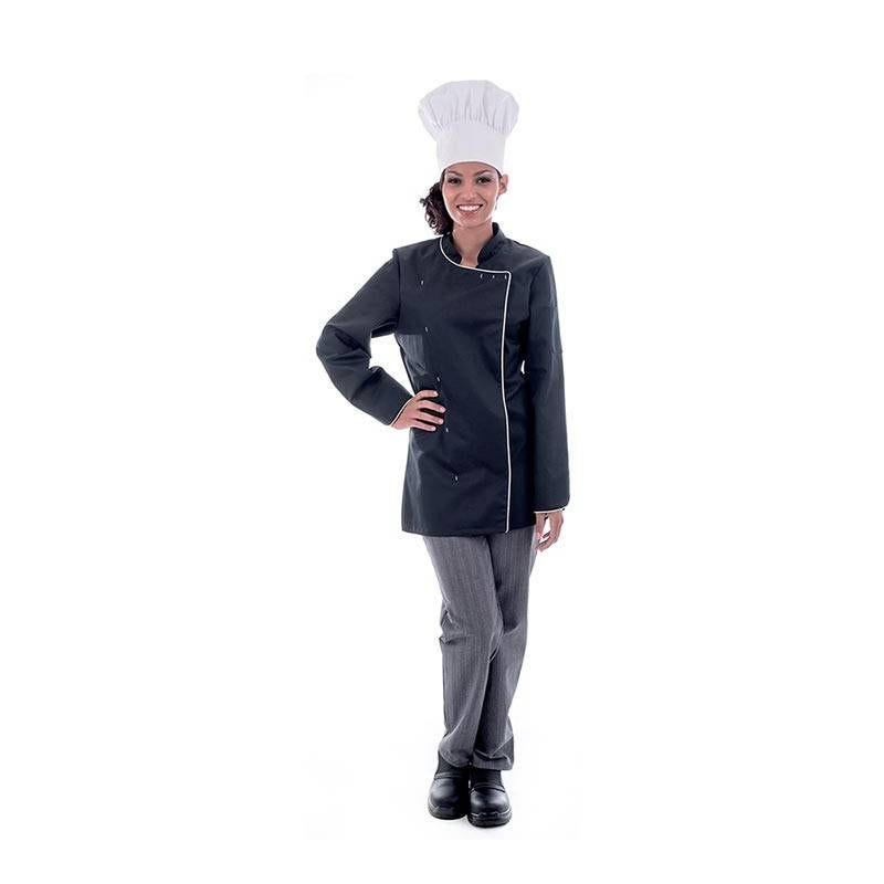 Veste croisée marianna - coloris noir - coloris taille 40/42