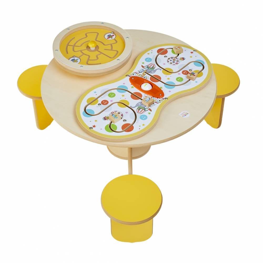 Table à jouer trio ludik sego (photo)