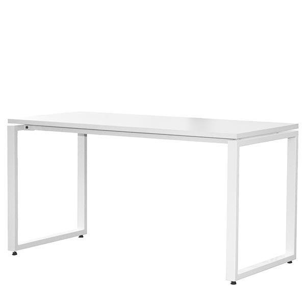 Bureau bench 120x67 cm blanc