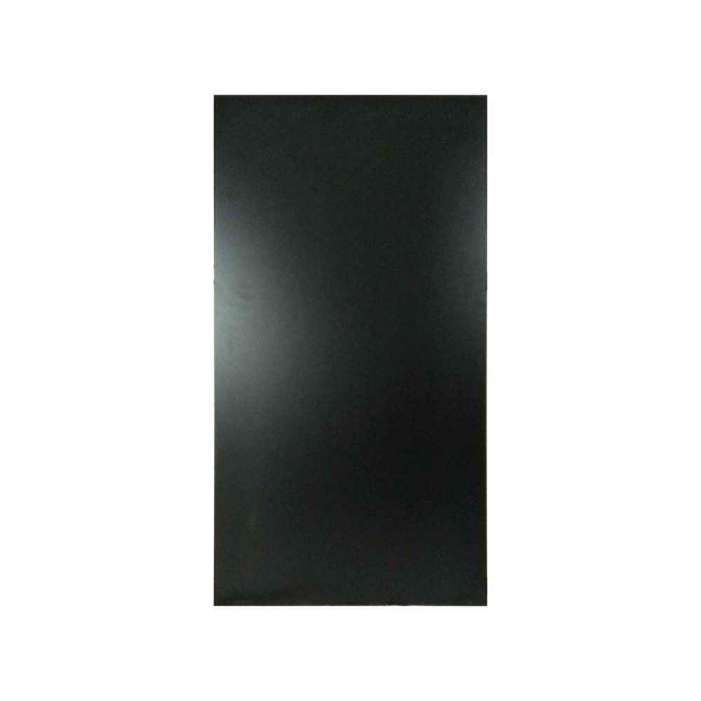 Plaque ardoisine mélaminée double face de dimensions 97 x 52 cm