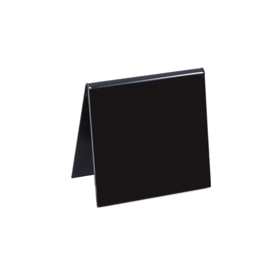 Panneau france nostalgie® ardoise de table en pvc 10x10 cm - par 5 (photo)
