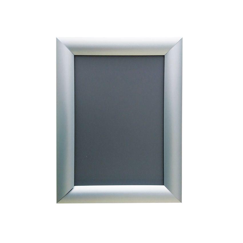 Cadre d'affichage en aluminium format a5 (photo)