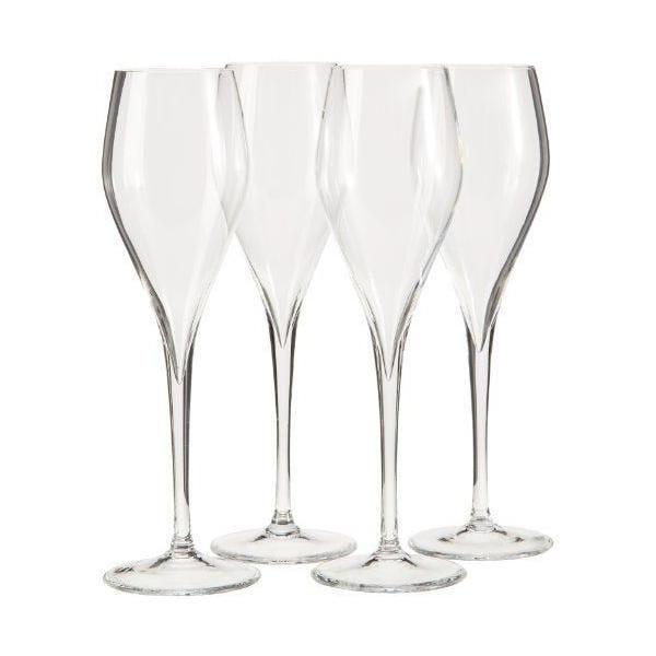 4 coupes à champagne - peugeot (photo)
