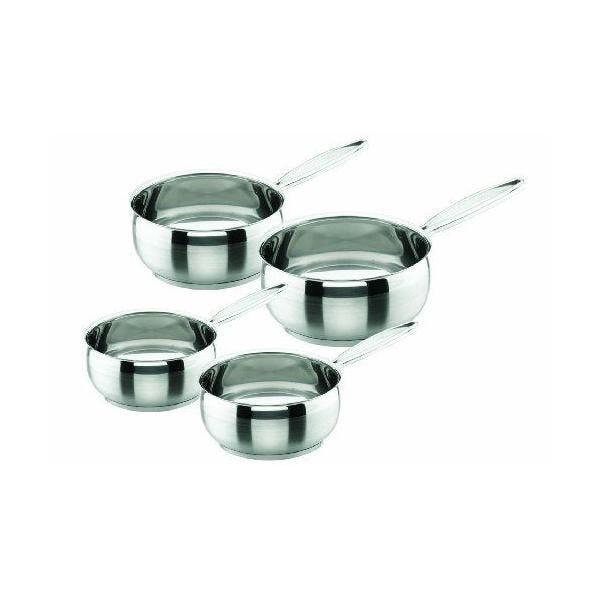 Ensemble 4 casseroles - belly - lacor