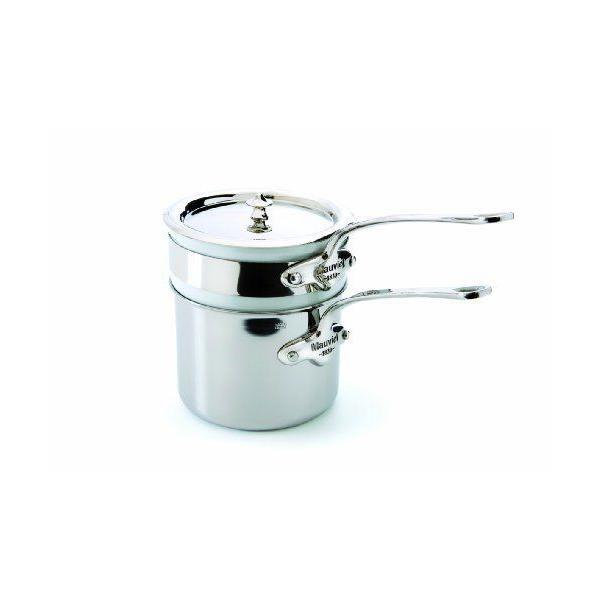 Bain marie - diamètre: 12 cm - m'cook - mauviel (photo)
