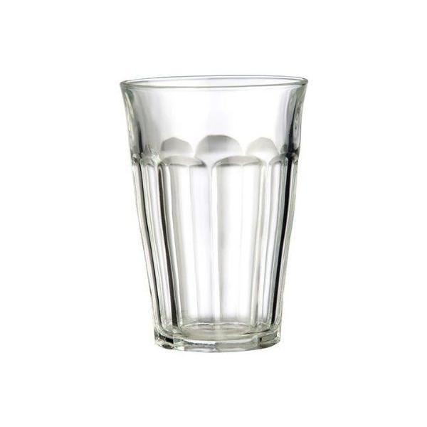 Boîte de 4 gobelets verre transparent 36 cl - picardie - duralex (photo)