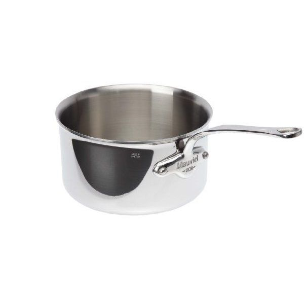 Casserole - diamètre:  18 cm - m'cook - mauviel (photo)