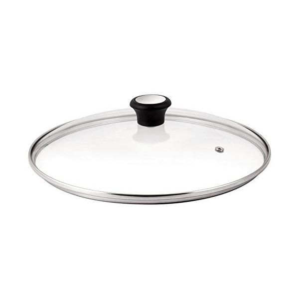 Couvercle en verre diamètre: 20cm - tefal (photo)