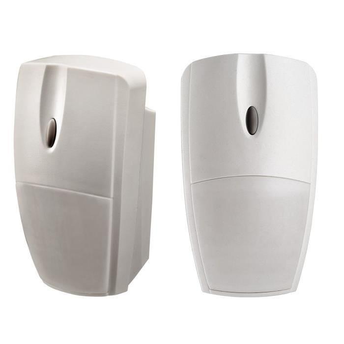 Lot de 2 détecteurs de mouvement - diagral (photo)
