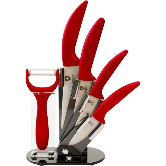 4 couteaux céramique - royaltyline (photo)