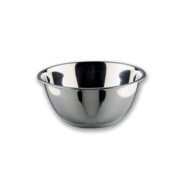 Bol conique inox - garinox - 24 cm / 2,8 litre - lacor (photo)