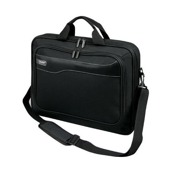 Sacoche pour pc portable 17,3 pouces - noir - hanoï - port designs